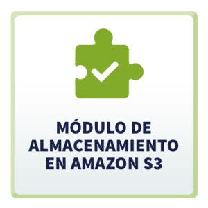 Módulo de Almacenamiento en Amazon S3