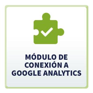 Módulo de Conexión a Google Analytics