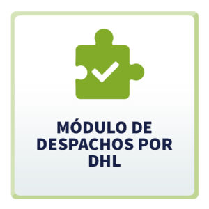 Módulo de Despachos por DHL