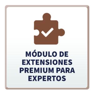 Módulo de Extensiones Premium para Expertos de TecnoCRM